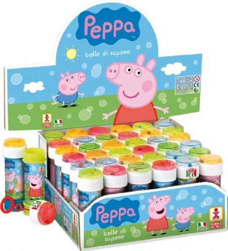 Bubble Tubs:  Peppa Pig